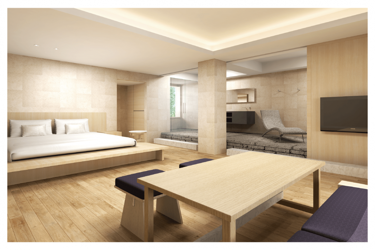 Introducing 5-star hotel opens next to JR Kyoto Station